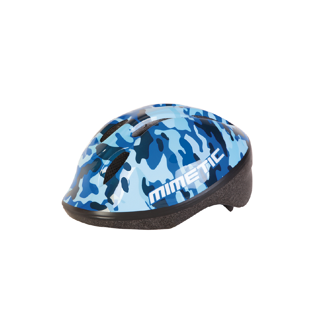 HELMET MIMETIC BLUE-2
