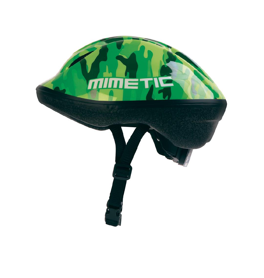 HELMET MIMETIC GREEN