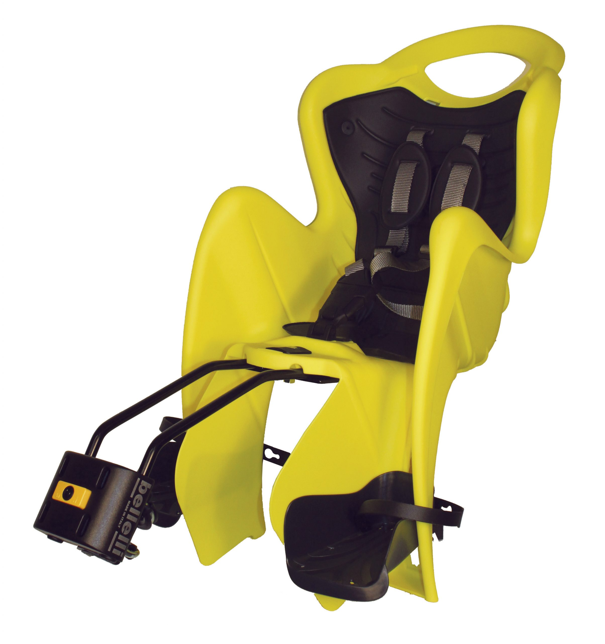 Mr Fox Standard B-fix Yellow H-Viz Lux
