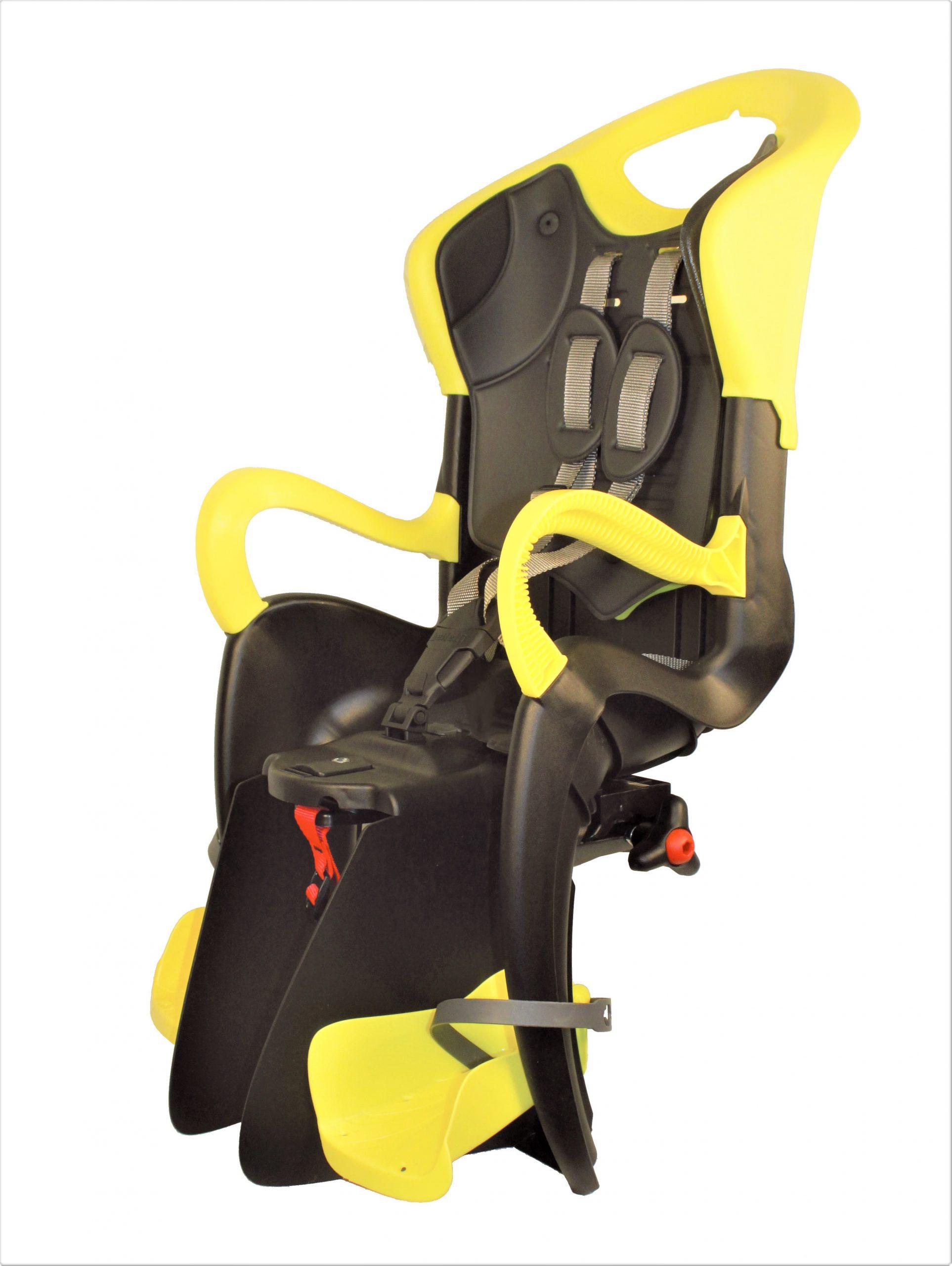 Tiger Clamp Yellow H-Viz Lux