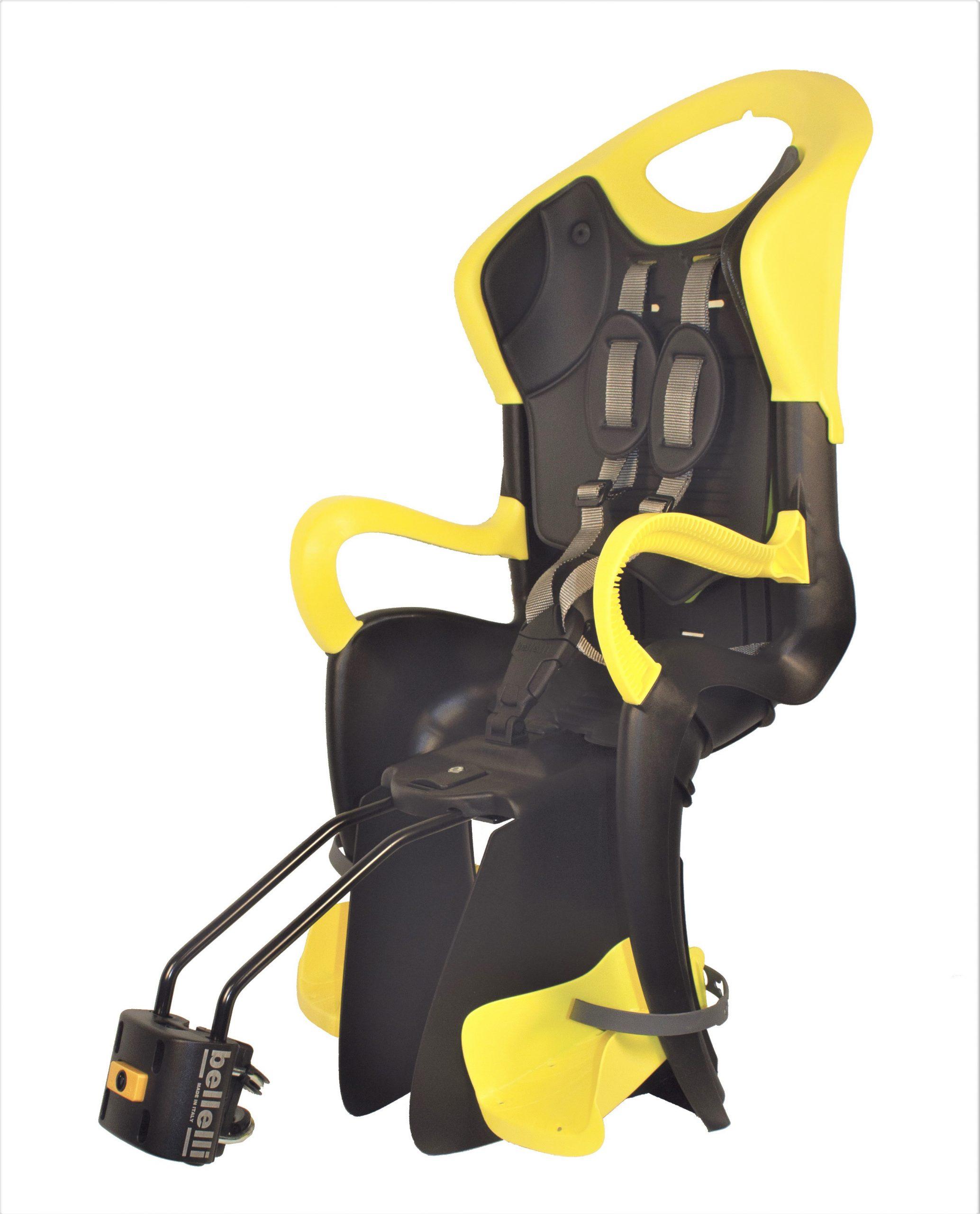 Tiger Standard B-Fix Yellow H-viz Lux